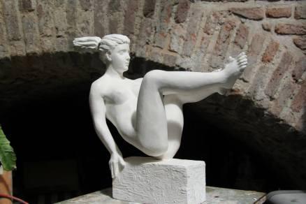 Sculptor, Amiran Djanashvili